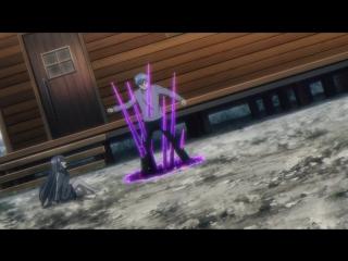 Strike the Blood ТВ-2 OVA 8 серия END русская озвучка OVERLORDS / Удар крови 2 сезон ОВА 08 [vk] HD