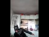 Бэтмен и зажигалка. Batman vs briquet