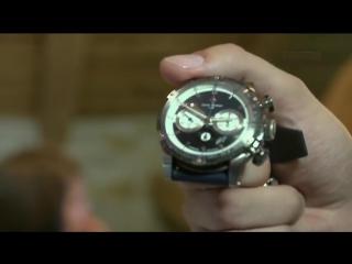Как делают швейцарские наручные часы