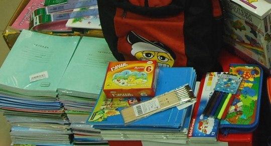 Сколько стоит Усть-Илимцам собрать ребёнка в школу?