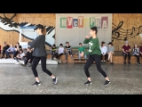 КУКУШКИНА ДИНА И МОЛЧАНОВА АЛИНА | МК | DANCE-COOL CAMP 2017