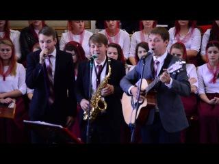 Молодіжний хор ЦХВЄ м.Костопіль - Как жизнь прожил ти