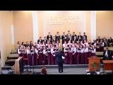 Молодіжний хор ЦХВЄ м.Костопіль Хор - Ми ждем с Небес