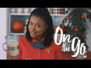 Kendra makes holiday eggnog – On the go with EF 17