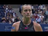 Venus Williams vs Petra Kvitova QF US Open 2017 Highlights