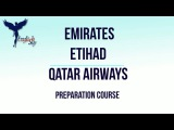 Emirates AirlinesEtihadQatar Airways Cabin Crew Job Interview (EnglishSky)