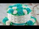 Amazing Cakes Decorating Techniques 2017 😘 Most Satisfying Cake Style Video CakeDecorating 40