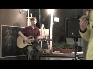 Live performance at the Lviv Handmade Chocolate cafe (26.02.17)