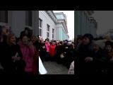 Наш Флешмоб 10 декабря 2016 Мелитополь (Полное видео)