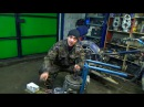 Установка сальника КВ маховика сборка сцепления на Мотоцикле Днепр На Урале тоже самое