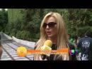 Marjorie de Sousa ya se enamoró del chile mexicano