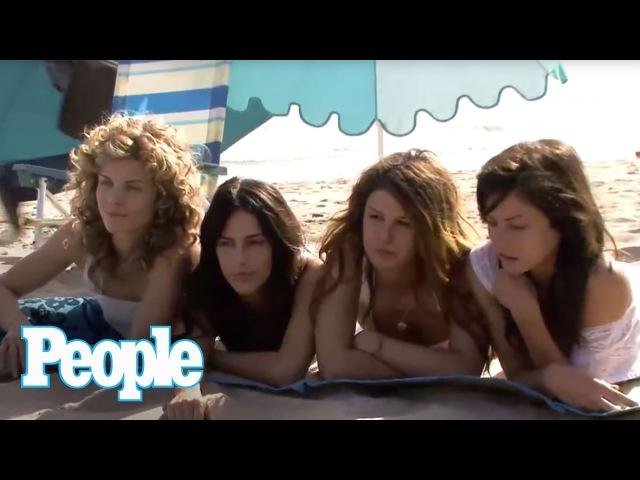 90210 Girls Take It Off | People