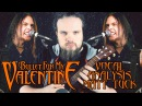УЧИМСЯ ПЕТЬ АНАЛИЗ ANALYSIS 13 MATT TUCK BULLET FOR MY VALENTINE ВОКАЛ