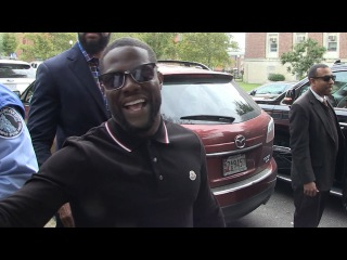 Kevin Hart -- My Hollywood Star Has an Old Sole