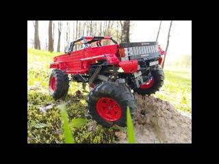 Lego Technic 4x4 offroad pickup