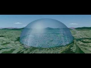 Наша Земля Плоский диск! Мы живем под куполом. 2