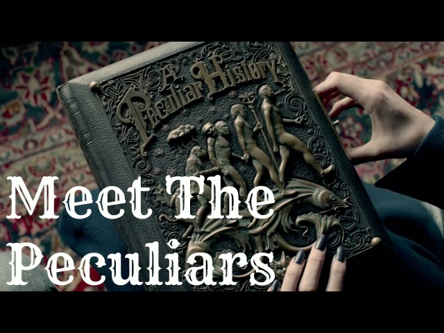 A Peculiar History: Meet the Children of Miss Peregrine's Home