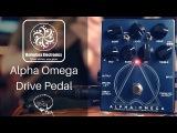 Darkglass Electronics - Alpha Omega Drive Pedal - Karnivool Bass Tones &amp More!!!