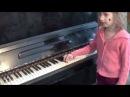 Не работает клавиша пианино.