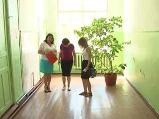 Три года учащиеся 11-ой курской школы занимаются в соседних образовательных учре...