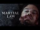 Bucky Barnes Martial Law