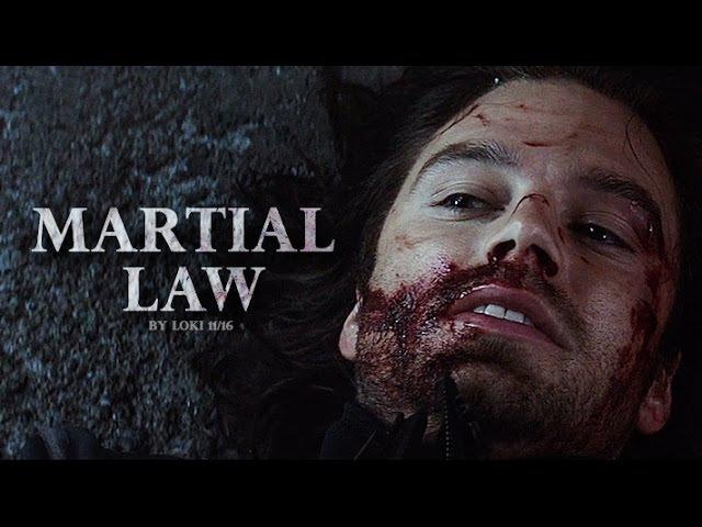 Bucky Barnes | Martial Law