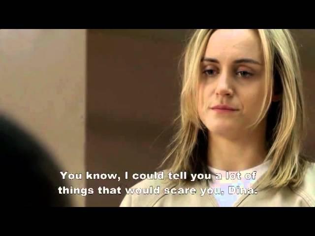 Orange Is The New Black S01E10 Scared Straight