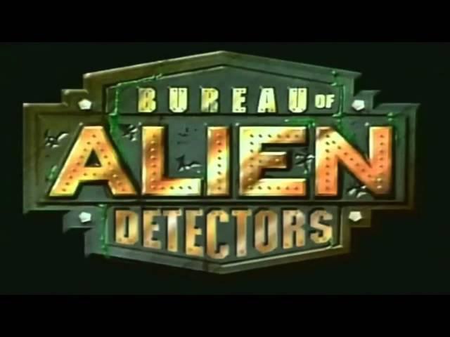 Космические агенты Bureau of Alien Detectors Заставка Заставки Intro Intros Opening Openings