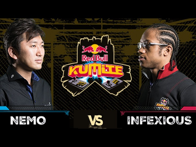 Red Bull Kumite 2017: Nemo vs Infexious | Losers Final