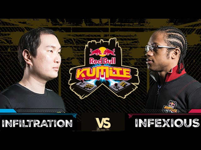 Red Bull Kumite 2017: Infiltration vs Infexious | Losers Round 4
