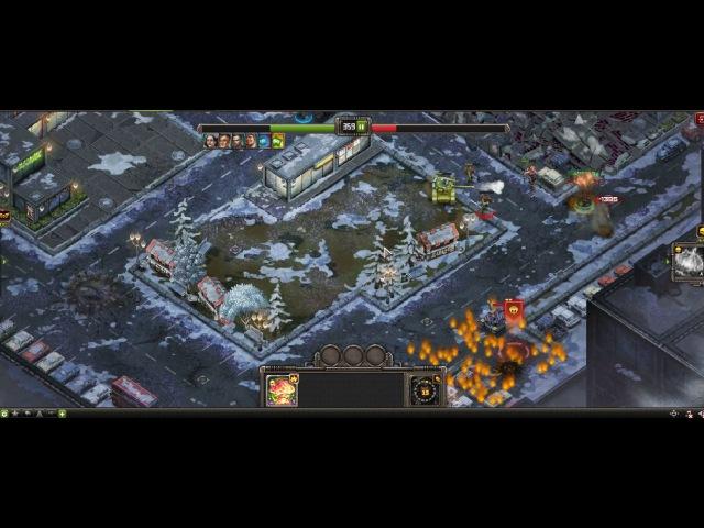 Кризис - Анархия 3 босс (2 фаза)