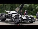 Batmobile 'Batman v Superman' Featurette +Subtitles