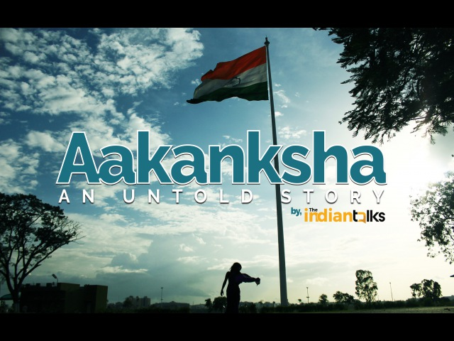 Aakanksha || Happy Independence Day || The Indian Talks