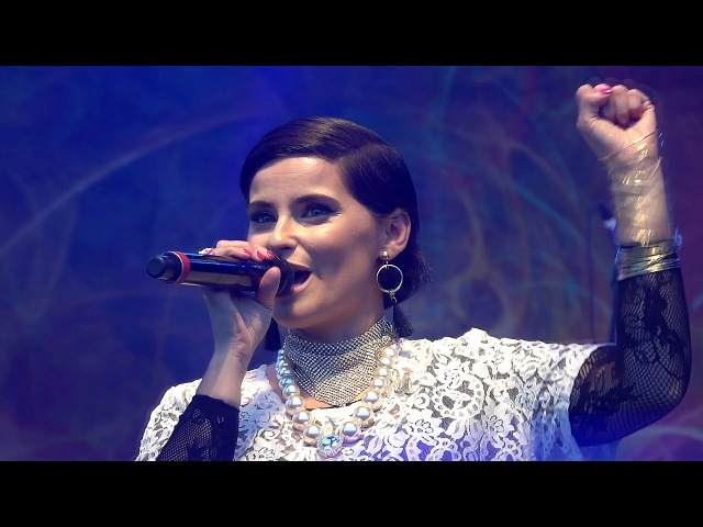 NELLY FURTADO All Good Things Try @ Surrey Fusion 2017 Canada 150