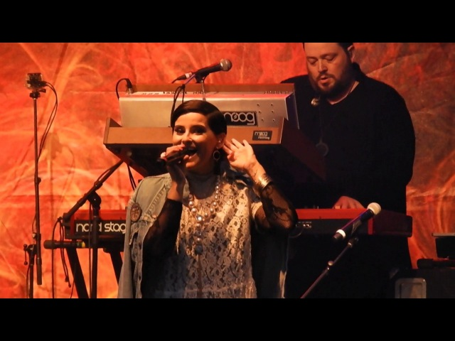 All Good Things (Come to an End) - Nelly Furtado live! @ 2017 Surrey Fusion Festival