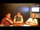 Беседа с Роничем о кубке ФУЛЛ, стыковых матчах