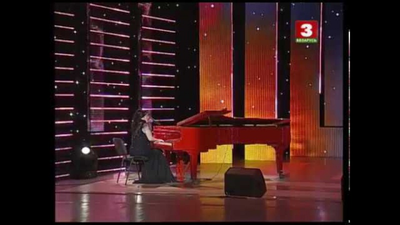 Тамара Гвердцители Музыка Виват Король piano version Концерт посвящение Ал Тихановичу