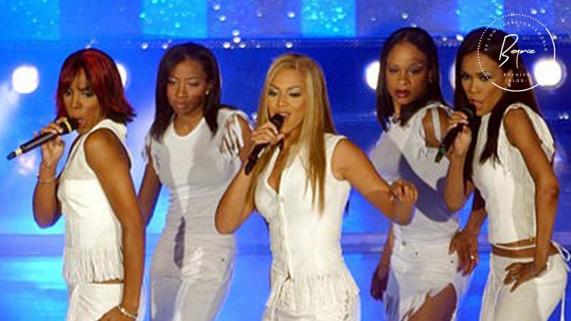 Destiny's Child - Survivor (San Remo Film Festival) [2002]