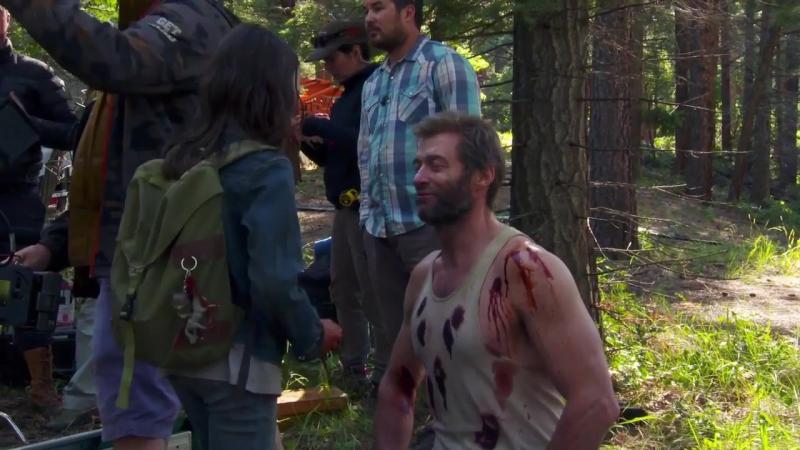 Logan Dafne Keens X-23 Audition Featurette [HD] Hugh Jackman, James Mangold, Patrick Stewart
