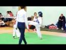 Вердиева Маргарита 1- поединок 2-раунд. 28.05.2017
