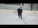 Хоккейные финты Дриблинг.
