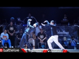 Dance Battle Salah vs Emjay l Final l Popping l UK B-Boy Championship