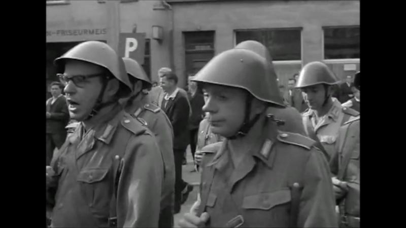 Песни из моих любимых фильмов. Герой Резерва.ГДР 1964