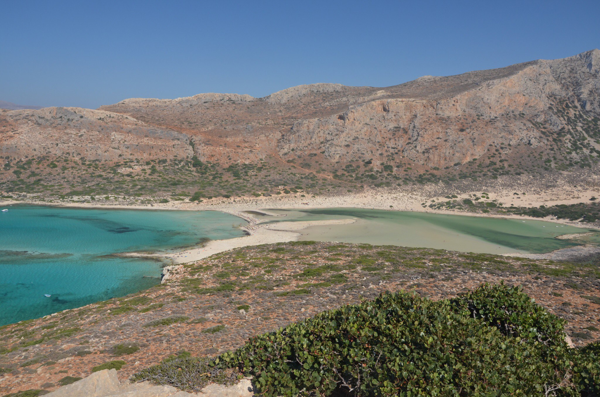 E3TScuiUwKg Балос - лучший пляж на Крите.