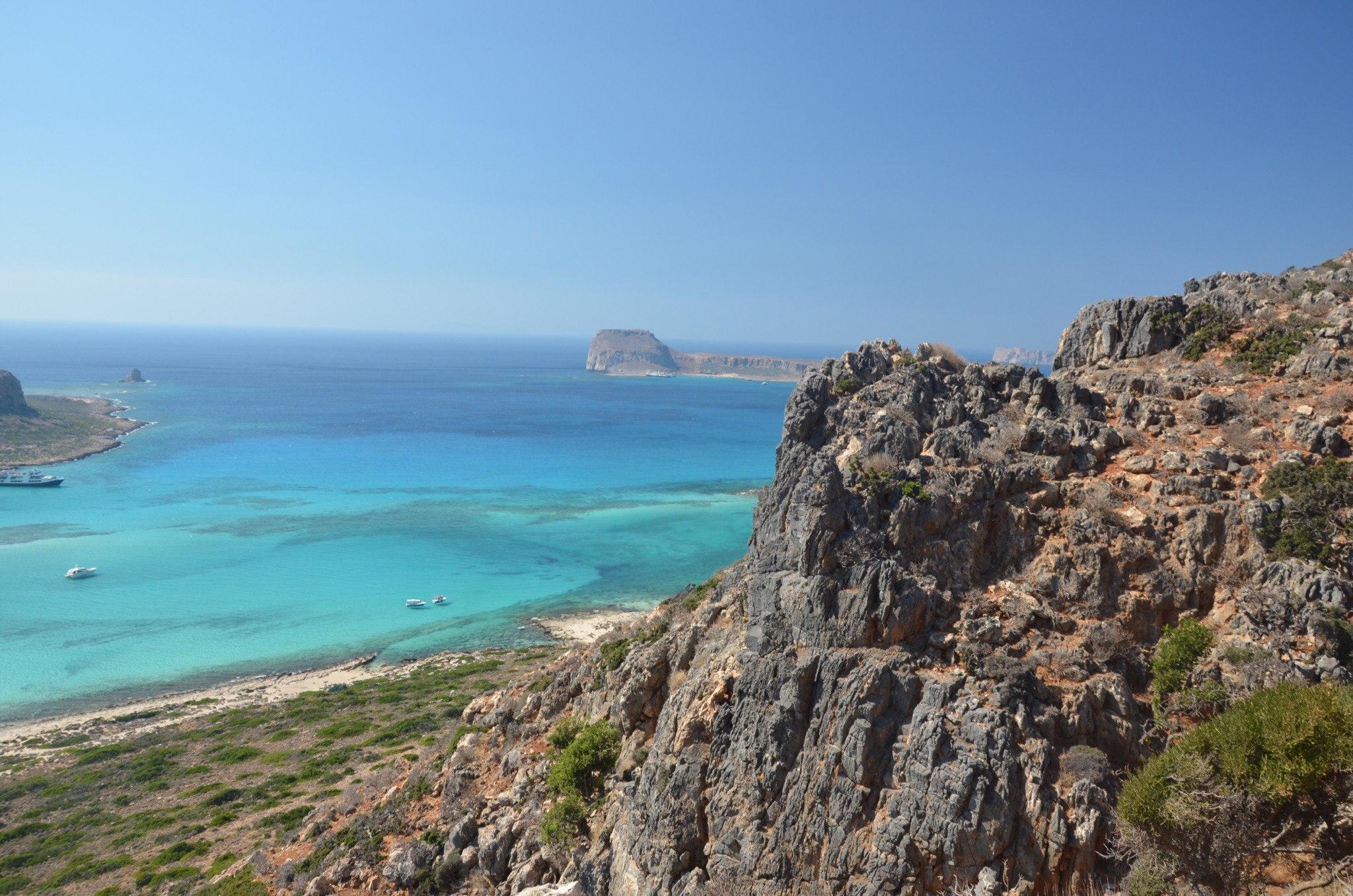 YYLOJxG4V-E Балос - лучший пляж на Крите.
