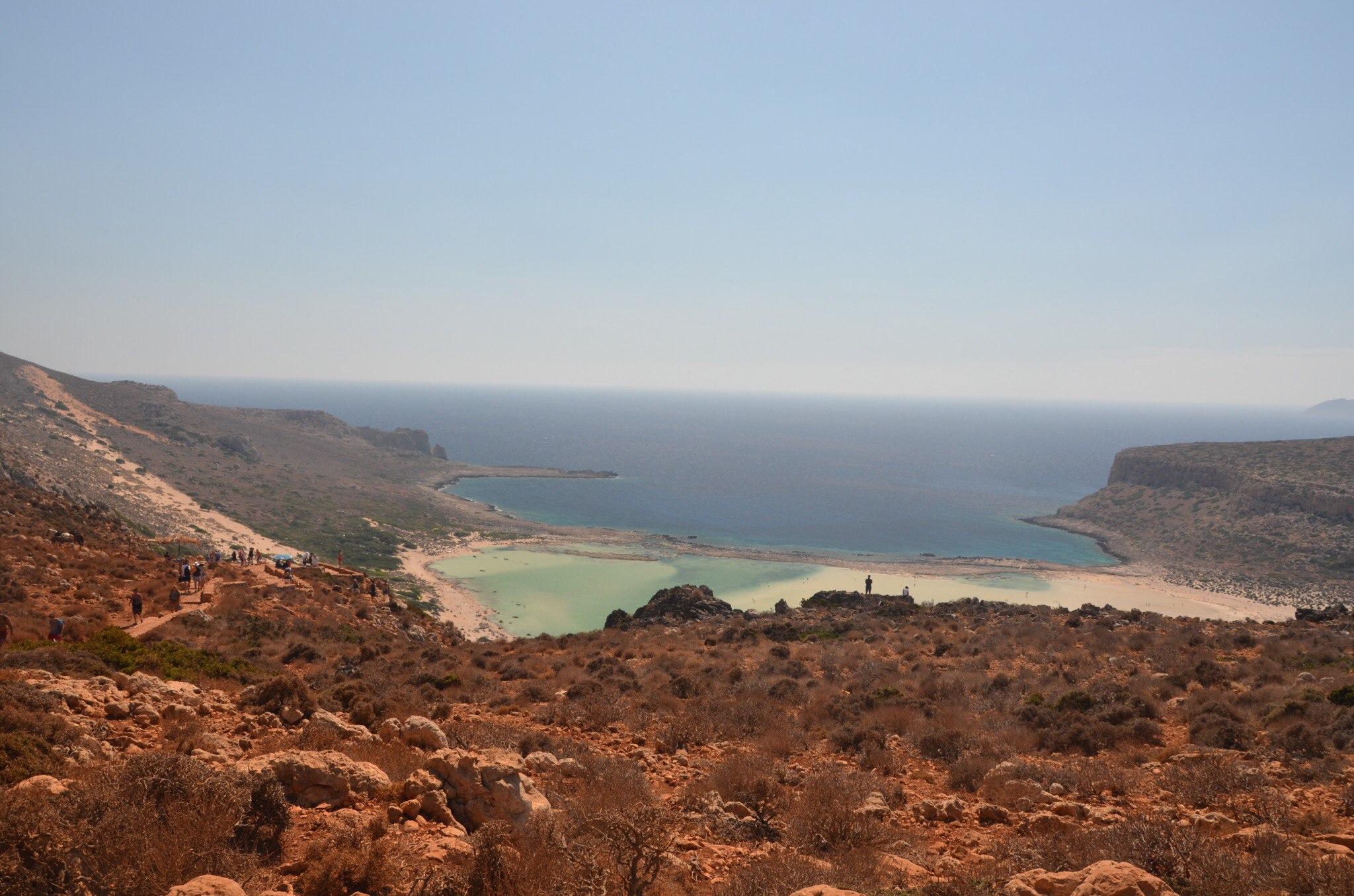 sxYr_8ywk0E Балос - лучший пляж на Крите.