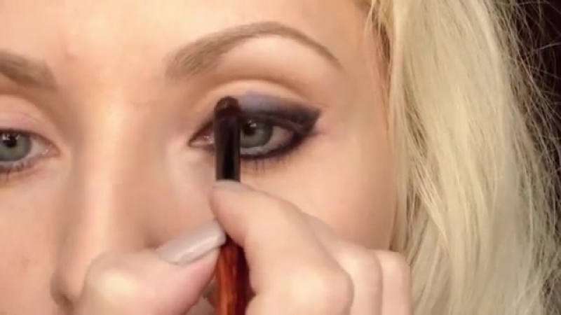 ВЕЧЕРНИЙ МАКИЯЖ Sexy MakeUP !