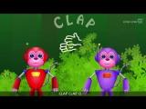 Five Little Monkeys Jumping On The Bed - Part 2 - The Robot Monkeys - ChuChu TV Kids Songs