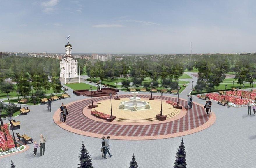 Мэрия Томска начала голосование по вопросу часовни на Новособорной