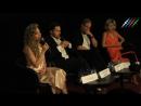 Глюкоза на пресс-конференции перед премьерой фильма Бабушка лёгкого поведения в Москве Москва-Баку, 11.08.2017